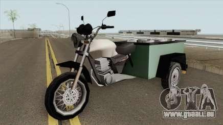 Triciculo Do Gas (UltraGaz e Variacao) für GTA San Andreas