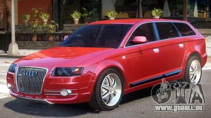 Audi A6 R1 für GTA 4