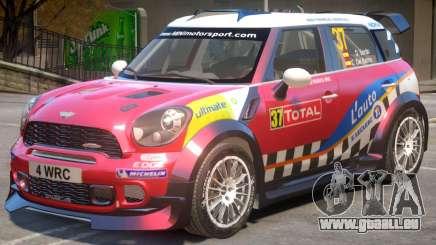 Mini Countryman Rally Edition V1 PJ3 für GTA 4