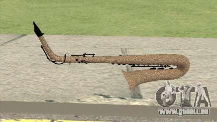 Ricardo Saxophone pour GTA San Andreas