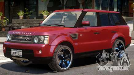 Land Rover Sport V1.1 pour GTA 4