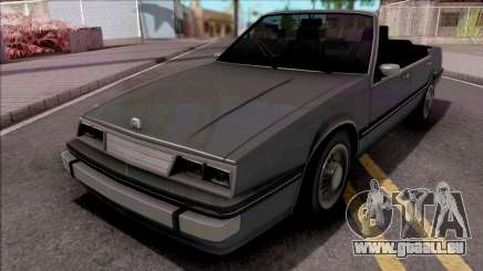 GTA IV Willard Cabrio pour GTA San Andreas