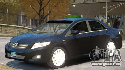 Toyota Corolla V1.0 pour GTA 4
