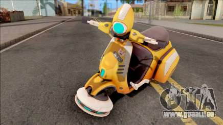 Ilios Motoscooter from Overwatch pour GTA San Andreas