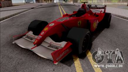 Ferrari F2005 F1 für GTA San Andreas