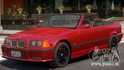 BMW M3 E36 Cabrio für GTA 4