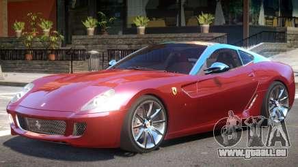 Ferrari 599 V1.1 pour GTA 4