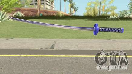Purple Katana für GTA San Andreas