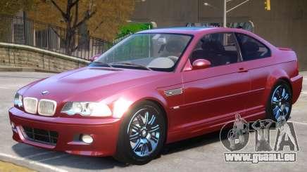 BMW M3 E46 V1.2 für GTA 4