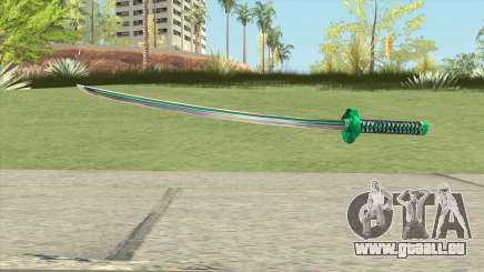 Green Katana pour GTA San Andreas