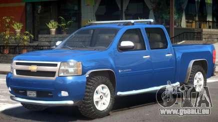 Chevrolet Silverado V1.0 für GTA 4