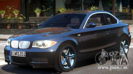BMW 135i V1.2 pour GTA 4
