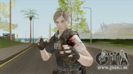 Leon Bandaged (RE2 Remake) für GTA San Andreas