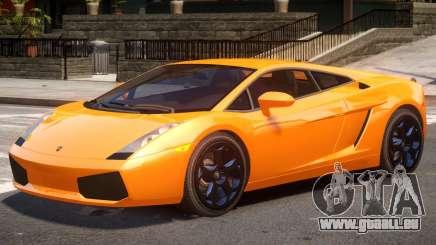 Lamborghini Gallardo Y05 pour GTA 4