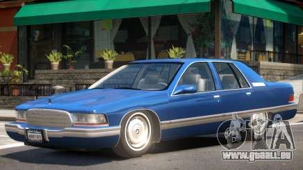 1996 Buick Roadmaster V1 pour GTA 4