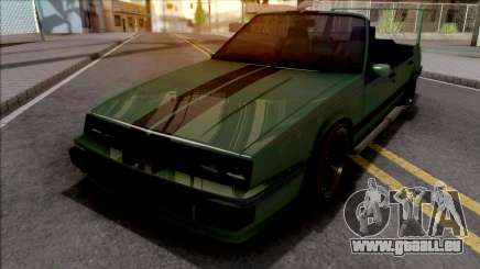 GTA IV Willard Cabrio Custom für GTA San Andreas