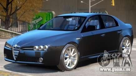 Alfa Romeo 159 V1 pour GTA 4