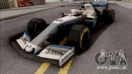 Coche De La Academia F1 pour GTA San Andreas