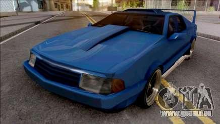 Custom Cadrona v4 pour GTA San Andreas