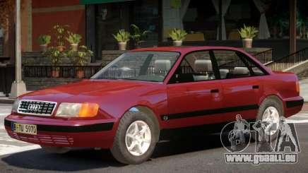 1992 Audi 100 V1 pour GTA 4