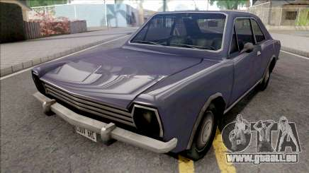 Ford Corcel 1977 Improved pour GTA San Andreas