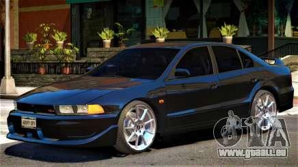 Mitsubishi Galant R1 für GTA 4