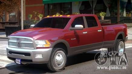 Dodge Ram Stock für GTA 4