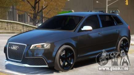 Audi RS3 V1 für GTA 4