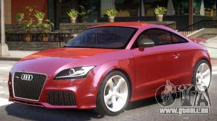 Audi TT RS E10 pour GTA 4