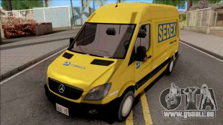 Mercedes-Benz Sprinter 2013 Comum v2 pour GTA San Andreas