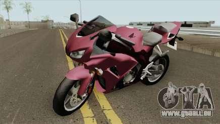 Honda CBR 1000RR für GTA San Andreas