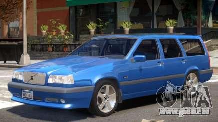 1996 Volvo 850 V1.1 für GTA 4