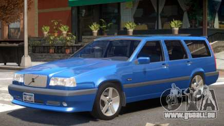 1996 Volvo 850 V1.1 pour GTA 4