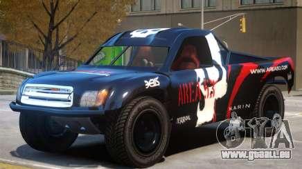 Toyota Tundra Sahara PJ4 für GTA 4