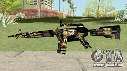 Assault Rifle (French Armed Forces) pour GTA San Andreas