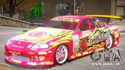 Toyota Soarer V1 PJ2 pour GTA 4