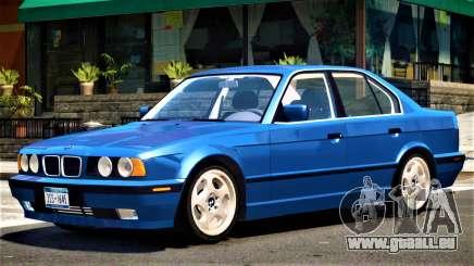 BMW 540i V1.0 für GTA 4