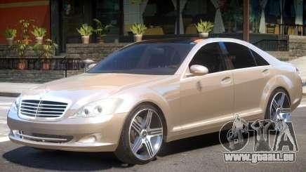 Mercedes W221 R1 pour GTA 4