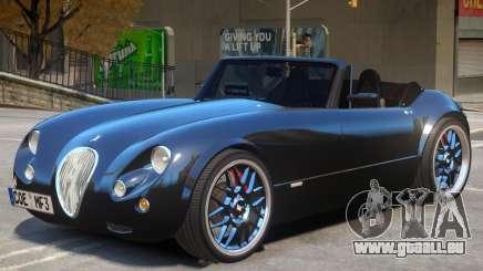 Wiesmann MF3 Roadster R3 pour GTA 4
