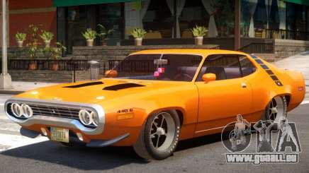 Plymouth Roadrunner pour GTA 4
