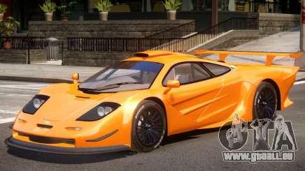 McLaren F1 V1.1 pour GTA 4