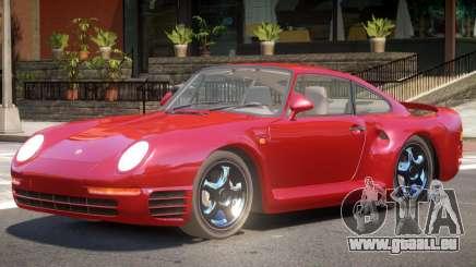 Porsche 959 V1 pour GTA 4
