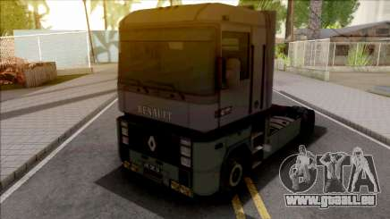 Renault Magnum AE 420 TI Original pour GTA San Andreas