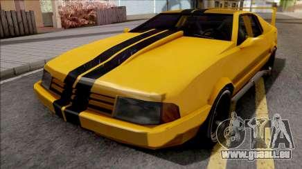Custom Cadrona v5 pour GTA San Andreas