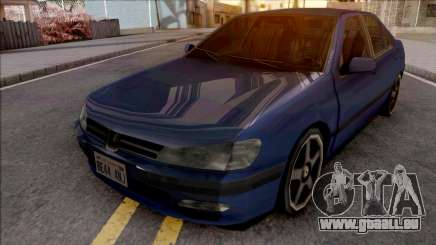Peugeot 406 Improved pour GTA San Andreas