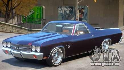 1970 El Camino SS für GTA 4