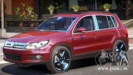 Volkswagen Tiguan V1.1 für GTA 4