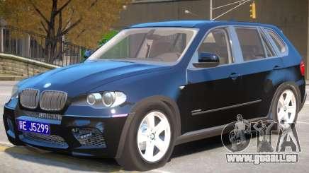 BMW X5M V1 für GTA 4