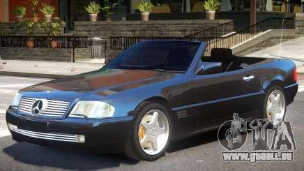 Mercedes Benz SL500 V1 pour GTA 4