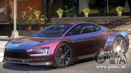 Volkswagen XL Sport Upd pour GTA 4